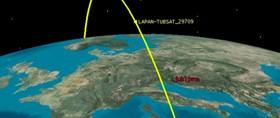 Prelet satelita