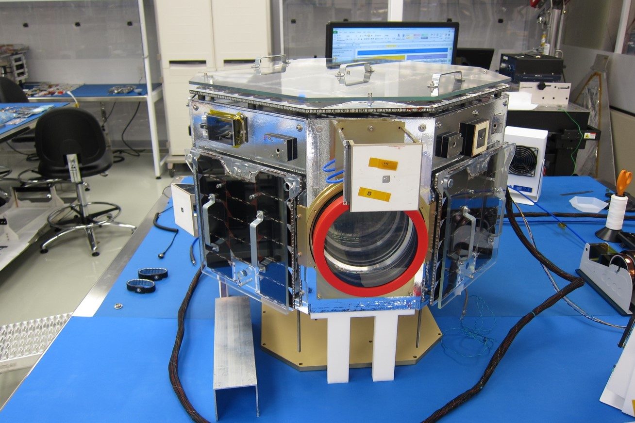 NEMO-HD ready for final tests.