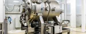Thermal vacuum chamber @ SPACE-SI