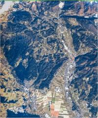 Kamnik - trikanalni naravnobarvni R-G-B prikaz