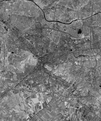 Ljubljana v bližnjem IR spektru
